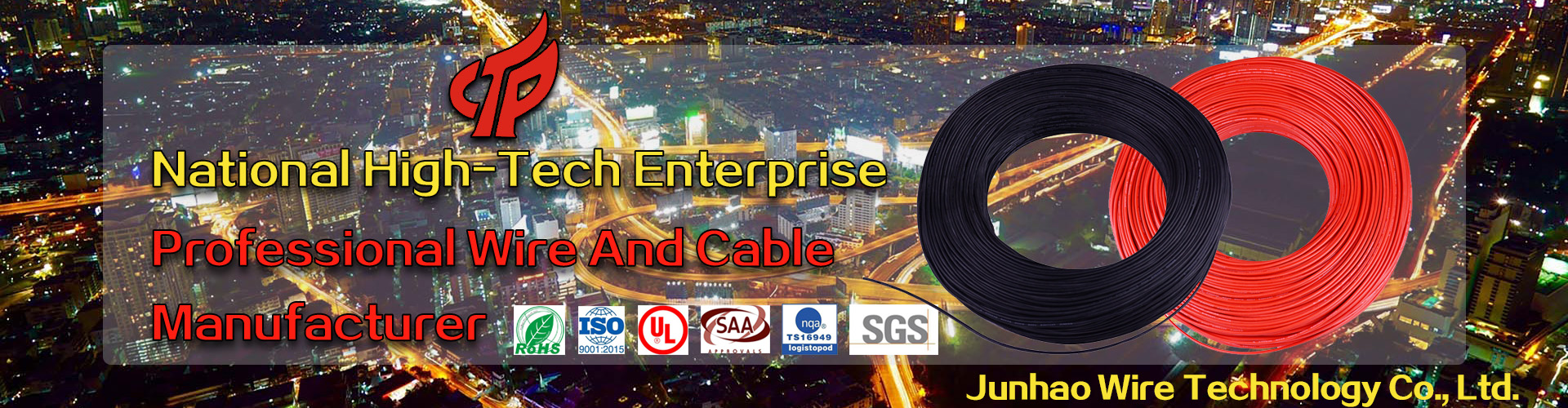 Junhao wire & cable manufacturers