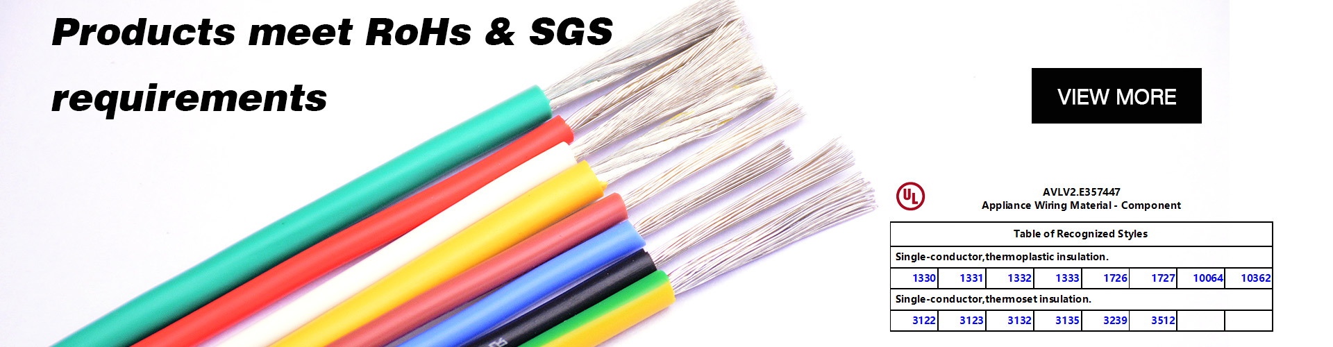 silicone wire and cable