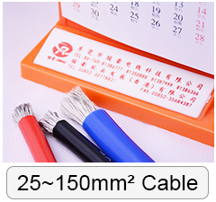 25~150mm² Cable