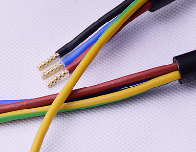 4 Core 2.5mm² Terminal Wire