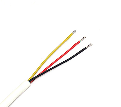 3 core high temperature cable wire