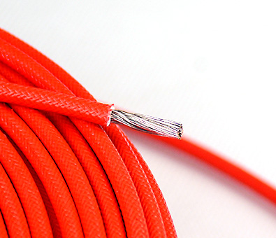 High Temperature Resistant Braided Wire Customize