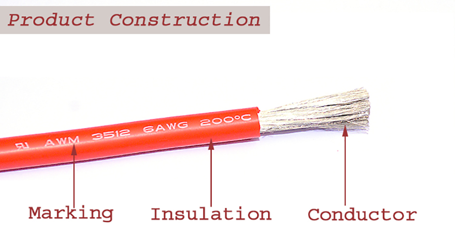 The construction of single wire