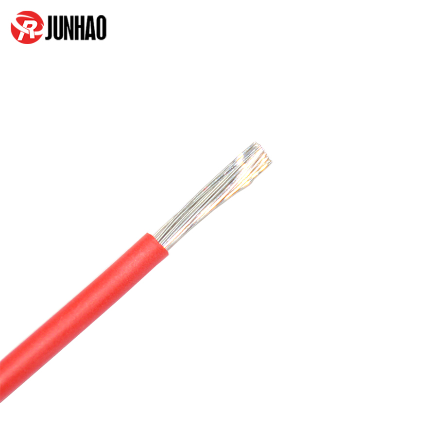 VDE 1.0mm2 Silicone Rubber Insulated Wire 2