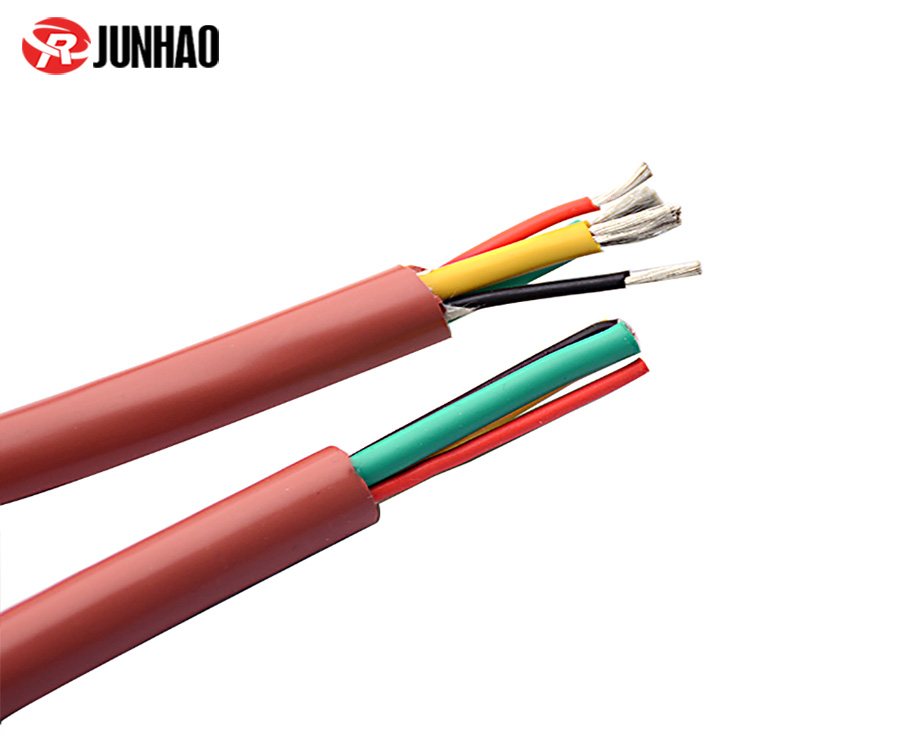 4 core flame retardant cable OD10.5mm