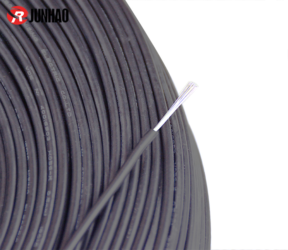 vde 0.5mm2 silicone wire OD2.15mm