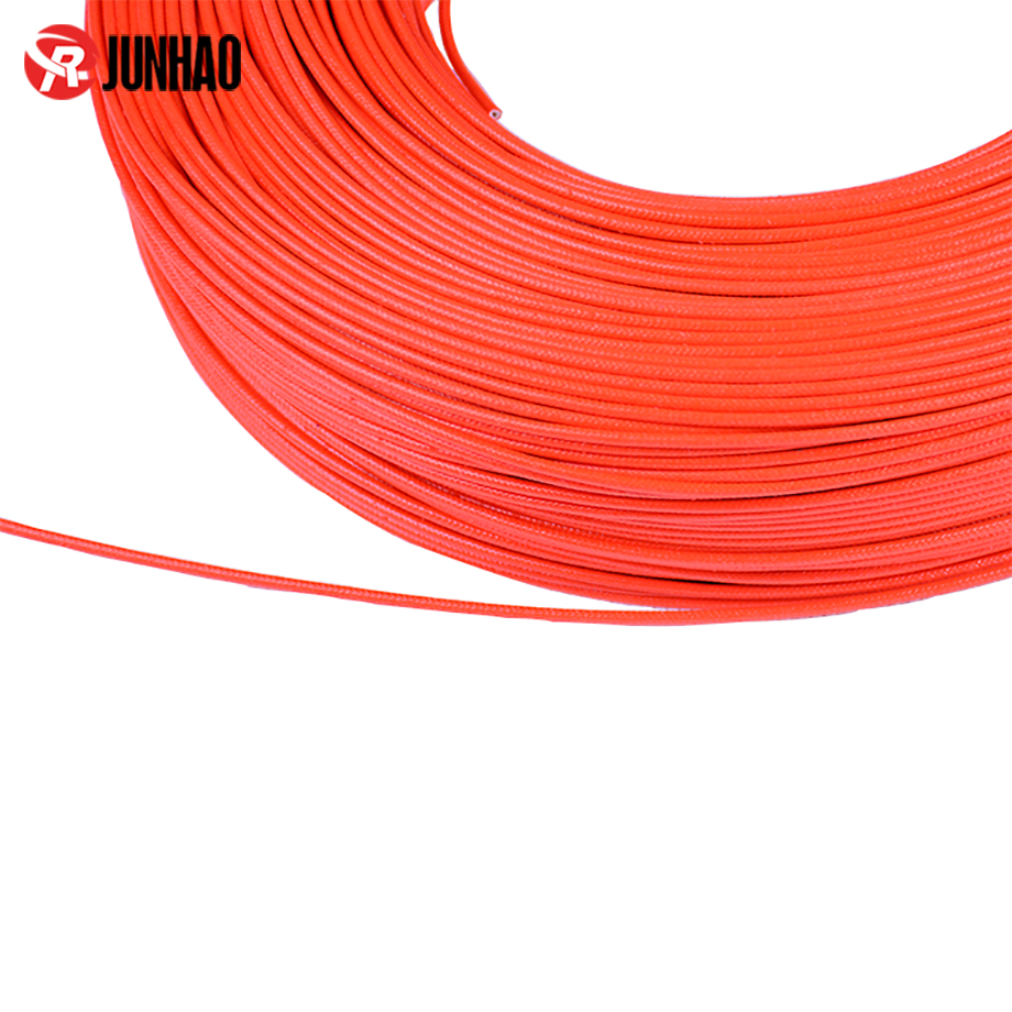 3122 18 AWG Silicone Rubber Braided Insulated Electric Wire 3
