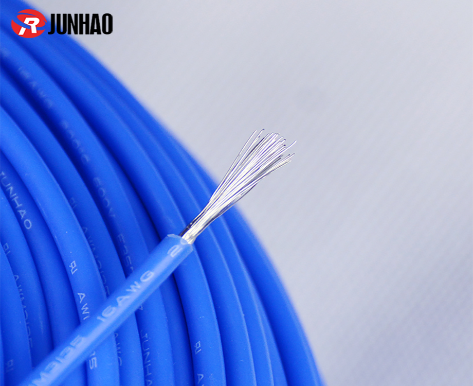 AWM 3135 Stranded Silicone Tinned Copper Wire 16 Gauge 1