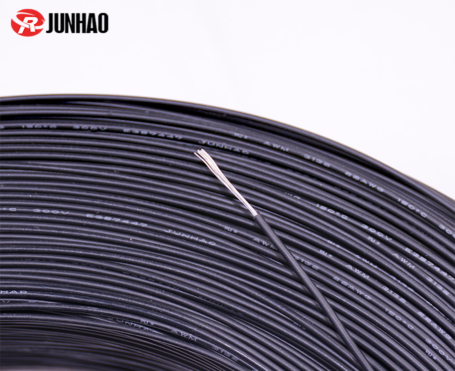 22 awg ul 3132 Silicone Rubber Insulated Copper Wire 3