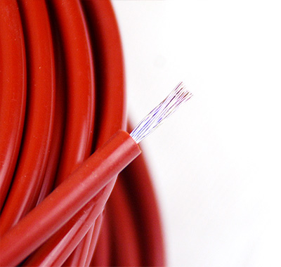 High Voltage Ultra Flexible Silicone Insulated High Temp Electrical Wires
