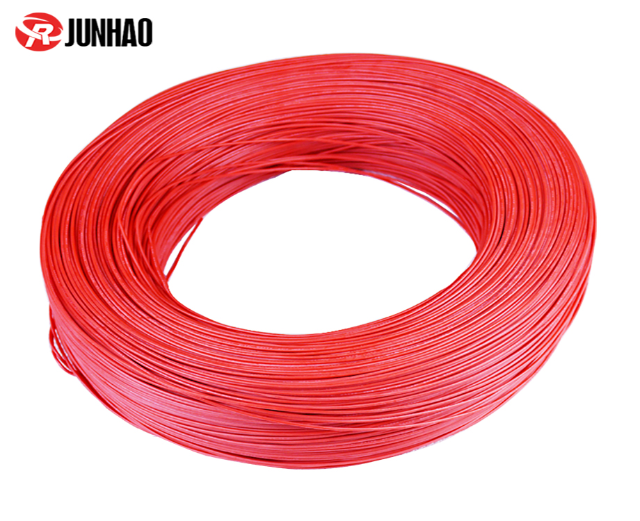 UL 3132 24 Gauge Silicone Rubber Wire 3