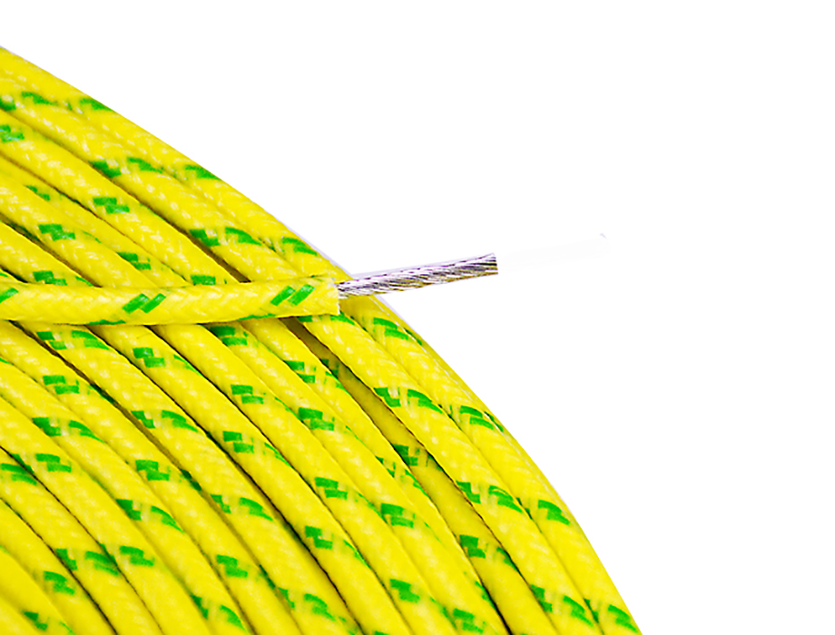 3122 18AWG silicone flberglass wire 2.35mm