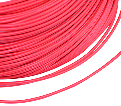 ul1015 18awg Wire Low Voltage Single Core PVC Coated Electronic Wire