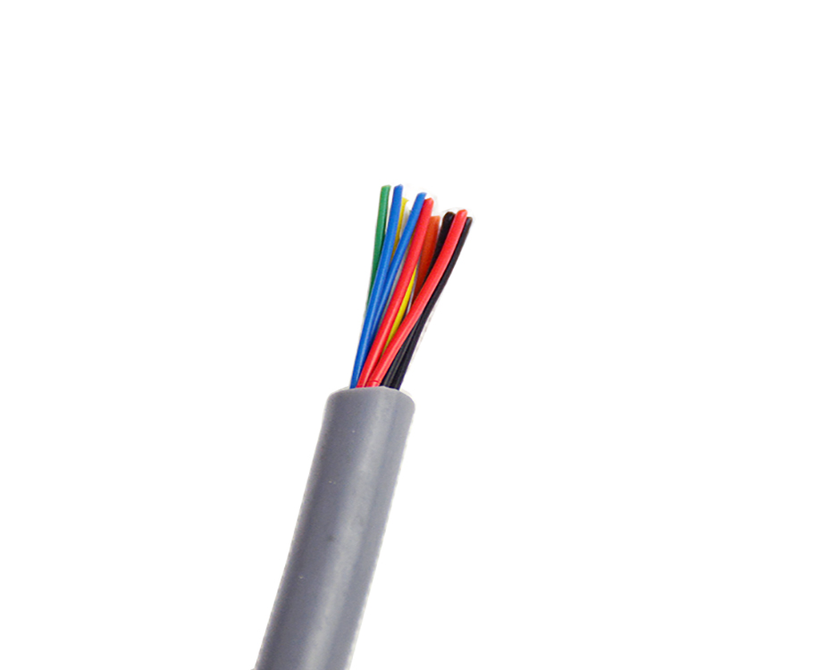 14 Core Wire FEP and Silicone Rubber Insulated Wire  2