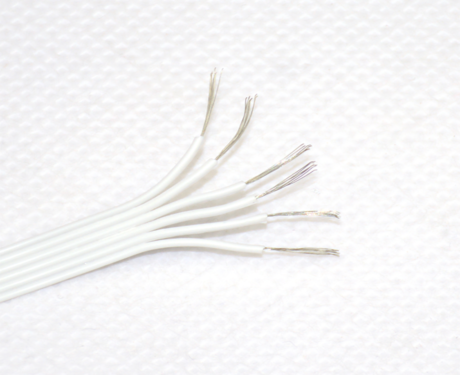 25 Guage 6 Pin Silicone Rubber Insulated Electrical Cable 3