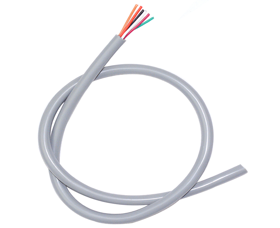 6 Core Silicone Rubber Insulation Cable 3