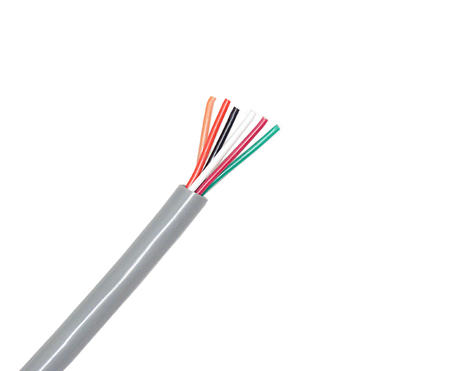 6 Core Silicone Rubber Insulation Cable 2